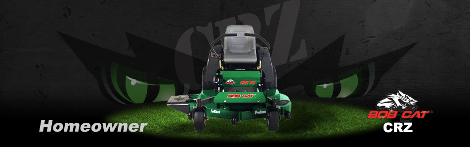 Bobcat Zero Turn CRZ Mowers
