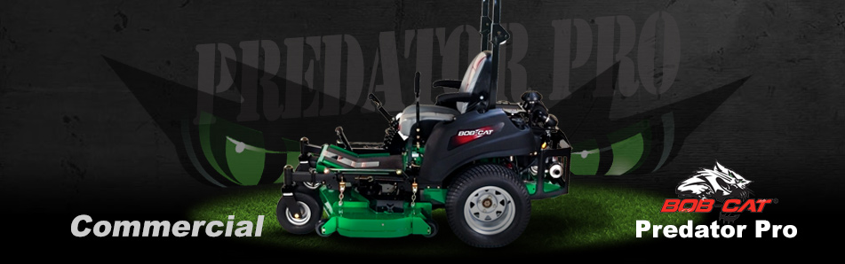 Predator Pro Bob-Cat Zero Turn Mower