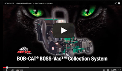 Boss Vac Collection System