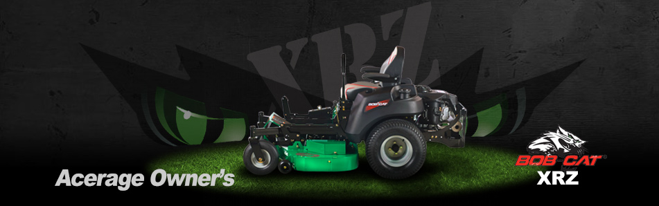 Bobcat Zero Turn XRZ Mowers