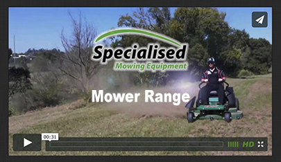 Bob-Cat zero turn mower intro video